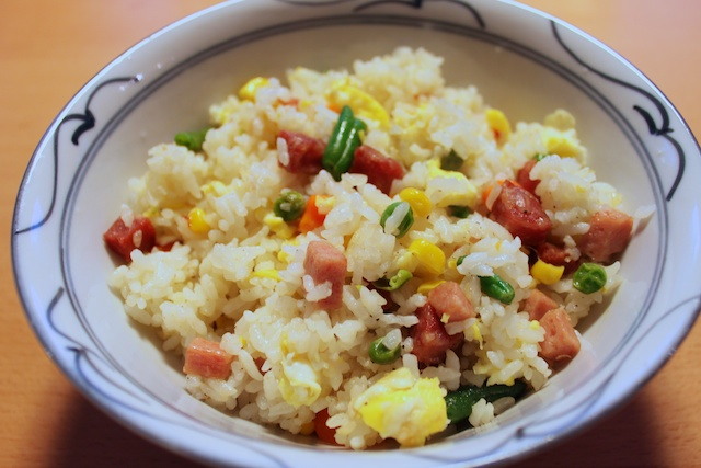 Simply Modern Mom » Quick Fried Rice Recipe
