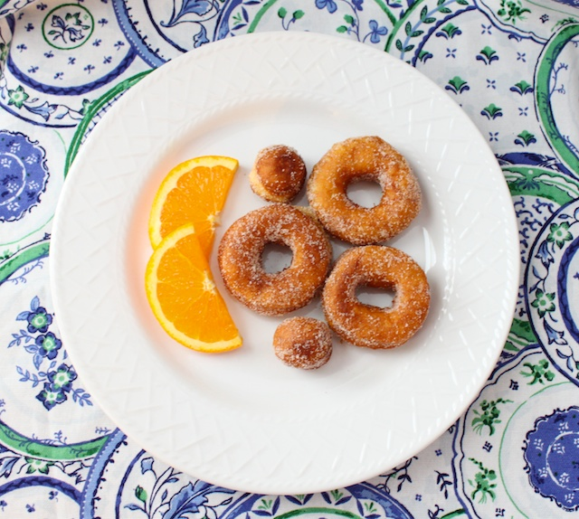 Simply Modern Mom » Easy Homemade Doughnuts