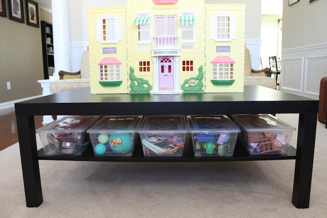 11 Tips For Keeping Kids Toys Organized: Simply Modern Mom » BTB Tip #19: Organizing Toys