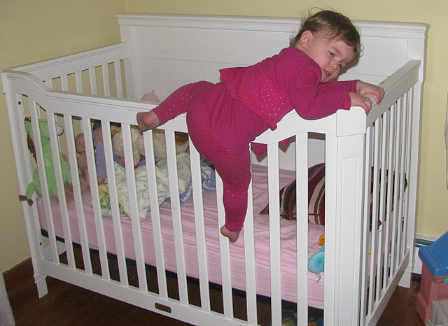 keep baby from climbing out of crib how to keep baby from climbing out of a crib growing up