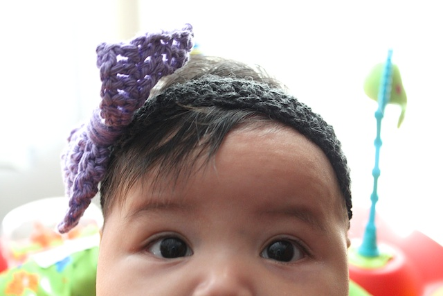 Simply Modern Mom » Crochet Bow Headbands Pattern